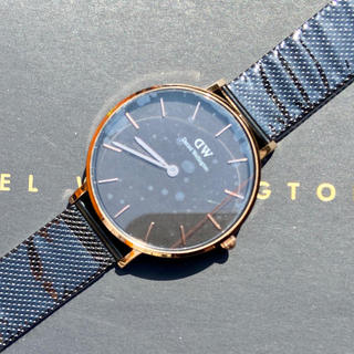 Daniel Wellington - 【32㎜】ダニエル ウェリントン腕時計〈DW201〉新品 未使用