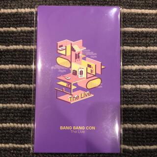 BTS バンバンコン メッセージカード 未開封