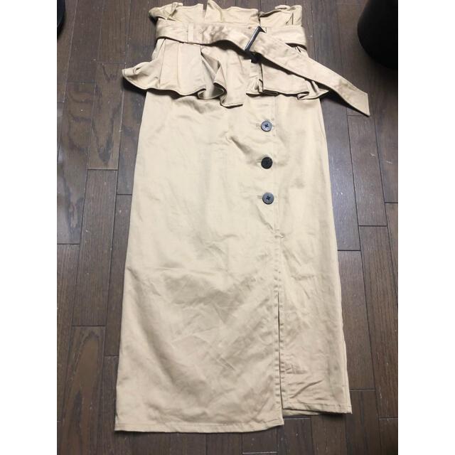 snidel(スナイデル)のスナイデル ポンチタイトストレッチスカート レディースのスカート(ロングスカート)の商品写真