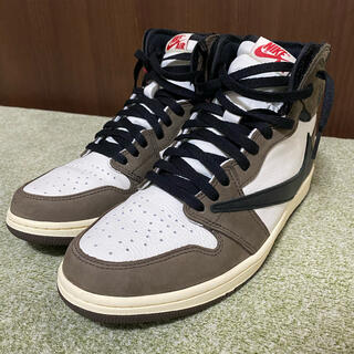 ナイキ(NIKE)のNIKE x Travis Scott  AIR JORDAN 1(スニーカー)