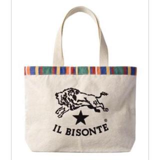 イルビゾンテ(IL BISONTE)のIL BISONTE キャンバストート(トートバッグ)