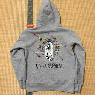 Supreme - supreme 19aw 1-800 hooded sweatshirt
