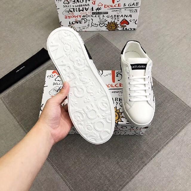 DOLCE&GABBANA(ドルチェアンドガッバーナ)のDOLCE&GABBANAスニーカー メンズの靴/シューズ(スニーカー)の商品写真