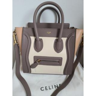 celine - CELINE セリーヌ ハンドバッグ