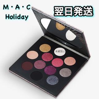 MAC - 新品♡ ロケット トゥ フェイム アイ シャドウ x 12 パレット