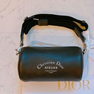 DIOR HOMME - DIOR HOMME ディオールオム  ショルダーバッグ  ROLLER
