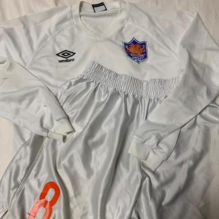 UMBRO - 高知中央高校サッカー部 ユニフォーム