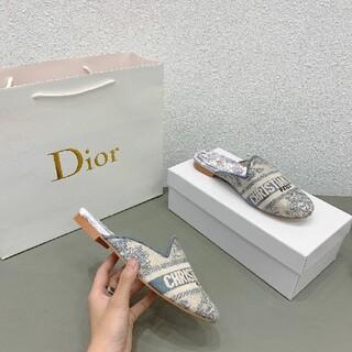 クリスチャンディオール(Christian Dior)のDIORサンダル(サンダル)