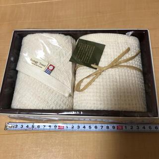 イマバリタオル(今治タオル)の今治タオルフェイスタオル2枚セット(タオル/バス用品)