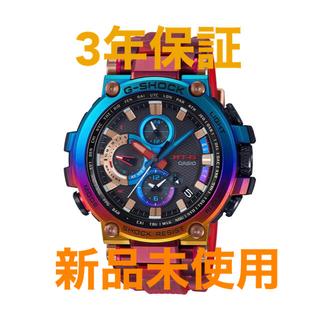 ジーショック(G-SHOCK)のMTG-B1000VL-4AJR G-SHOCK MT-G レインボー(腕時計(アナログ))