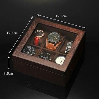腕時計収納ケース 腕時計収納ボックス コレクションケース 6本用 D#067