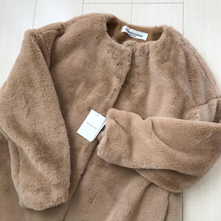 natural couture - 期間限定値下げ★新品タグ付き【natural couture】ファーコート