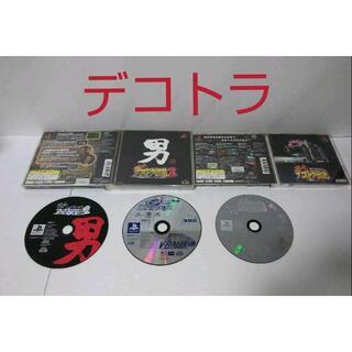 PlayStation - ≪名作PS≫爆走デコトラ伝説1&2セット