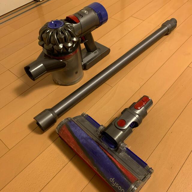 Dyson(ダイソン)のダイソン 掃除機 V8 スマホ/家電/カメラの生活家電(掃除機)の商品写真
