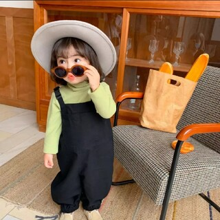 ZARA KIDS - 韓国子供服☆オーバーオール