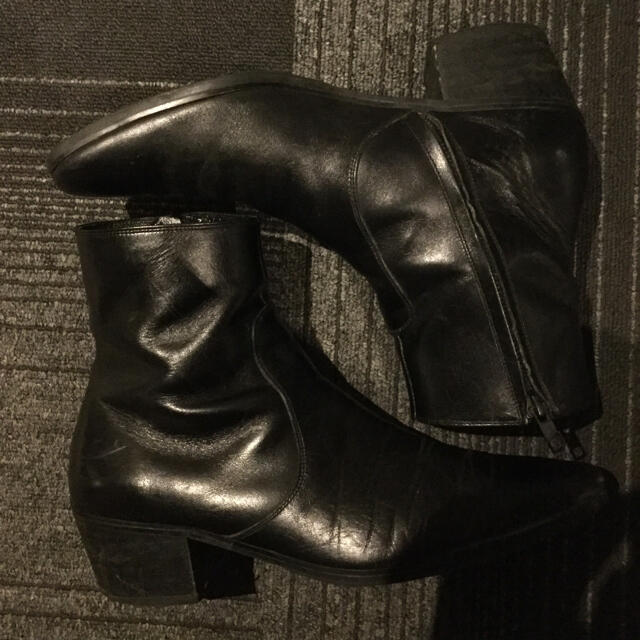 LAD MUSICIAN(ラッドミュージシャン)のラッドミュージシャン Lad musician ヒールブーツ  メンズの靴/シューズ(ブーツ)の商品写真
