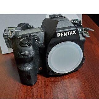 PENTAX - PENTAX K-3 II ボディのみ APS-C