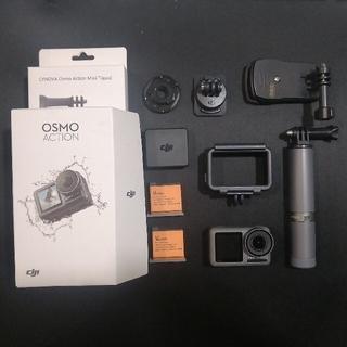 DJI OSMO ACTION アクションカメラ 三脚つき