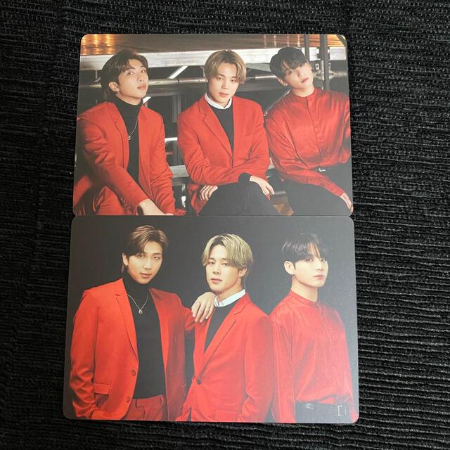 防弾少年団(BTS)(ボウダンショウネンダン)のBTS ユニット ミニフォト エンタメ/ホビーのCD(K-POP/アジア)の商品写真