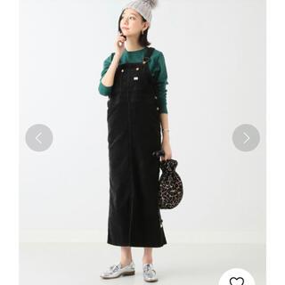 Lee - Lee×ビーミング コーデュロイサロペットスカート