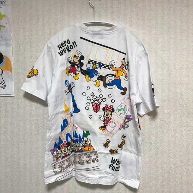 Disney(ディズニー)のCOCO様専用 DISNEY BESTIES Tシャツ レディースのトップス(Tシャツ(半袖/袖なし))の商品写真