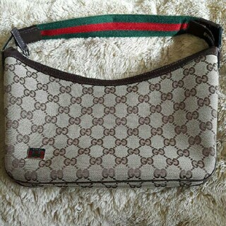Gucci - GUCCI  グッチ∥ BAG カバン〘中古品∥美品〙
