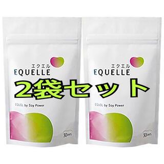 オオツカセイヤク(大塚製薬)の【未開封 新品】EQUELLE エクエル パウチ 2袋セット(その他)