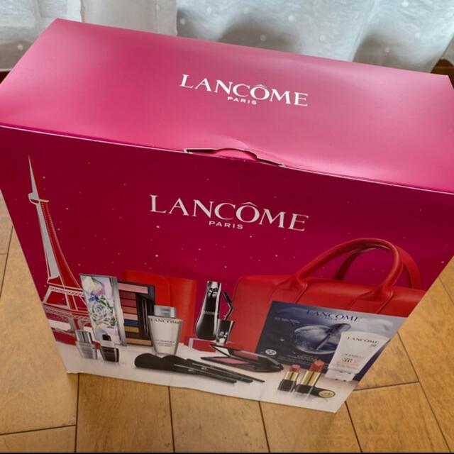 LANCOME(ランコム)のランコムクリスマスコフレ2020バニティ レディースのファッション小物(ポーチ)の商品写真