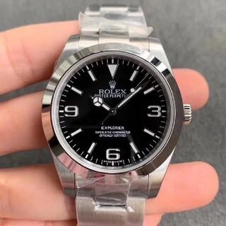 ☆メンズ腕時計★ ロレックス☆28800振動 43☆