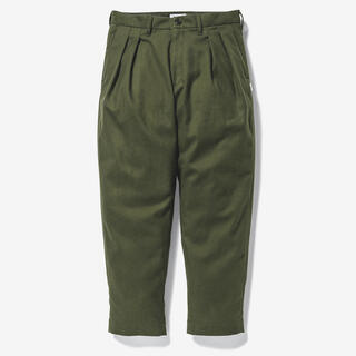 W)taps - S OD 20AW WTAPS TUCK / TROUSERS FLANNEL