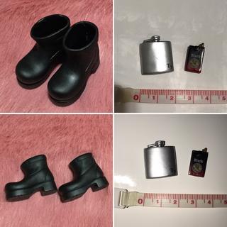プーリップ テヤンMJ のブーツ 靴