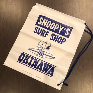 SNOOPY - 沖縄限定!【新品】スヌーピー 沖縄 トートバッグ サーフショップ
