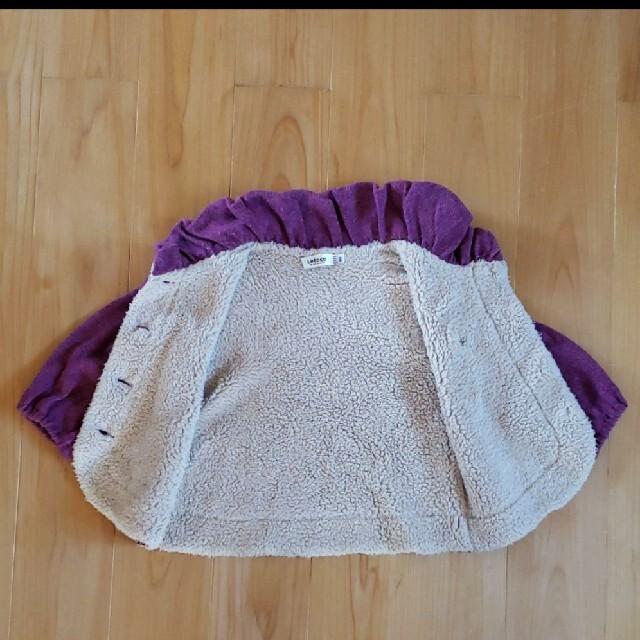 女の子 アウター 80   キッズ/ベビー/マタニティのベビー服(~85cm)(ジャケット/コート)の商品写真