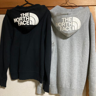 THE NORTH FACE - THE NORTH FACE リアビューフルジップフーディ