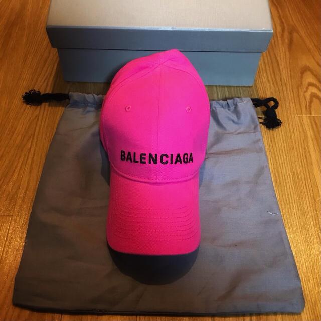 Balenciaga(バレンシアガ)のBALENCIAGA コットンツイル ベースボールキャップ バレンシアガ 帽子 メンズの帽子(キャップ)の商品写真