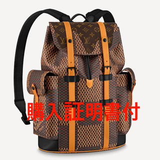 LOUIS VUITTON - 確実本物N40358 LOUIS VUITTON×NIGO クリストファー PM