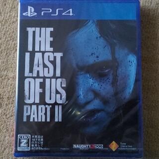 PlayStation4 - PS4 「Last of us Part2」新品未開封