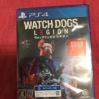 PlayStation4 - 新品 ウォッチドッグス レギオン