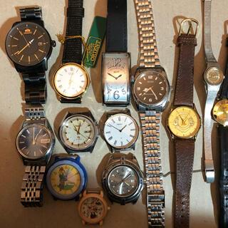 SEIKO - セイコー・オリエント等 メンズ・レディース腕時計 ジャンク品 16点セット