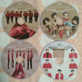 防弾少年団(BTS) - BTS✨MAP OF THE SOUL ON:E 10/10-11💕DVD4枚
