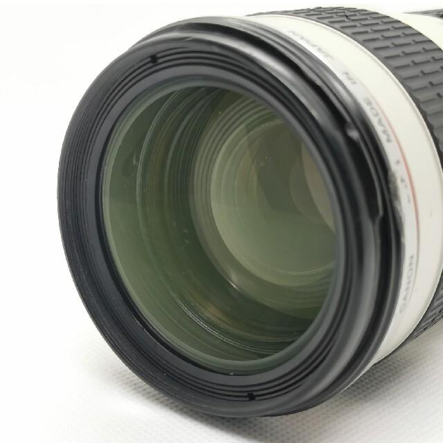 Canon(キヤノン)のキヤノン EF70-200mm F4L USM スマホ/家電/カメラのカメラ(レンズ(ズーム))の商品写真