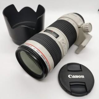 Canon - キヤノン EF70-200mm F4L USM