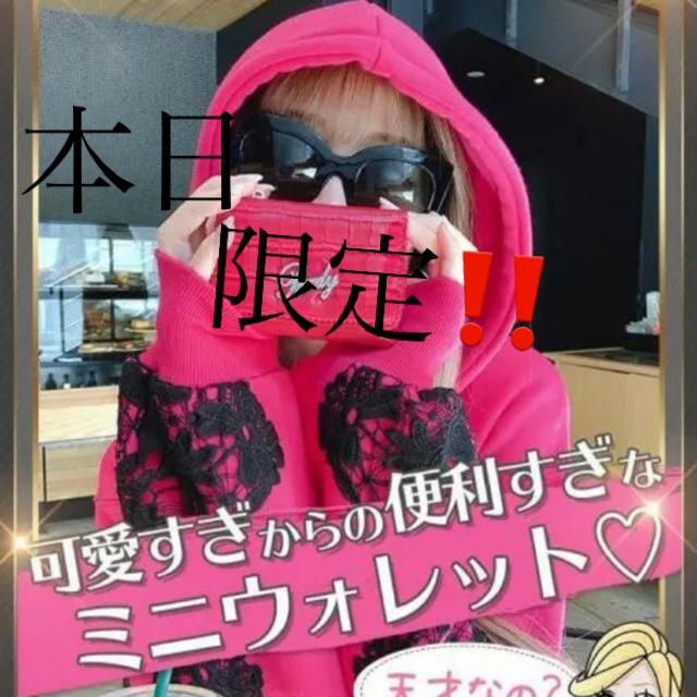 Rady(レディー)の♡rady ノベルティ ミニウォレット メンズのファッション小物(折り財布)の商品写真