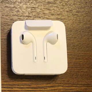 Apple - 新品 アップル 純正 イヤホン ライニングタイプ iPhone 8 付属品
