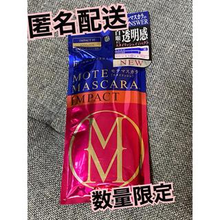 フローフシ(FLOWFUSHI)の新品★ フローフシ モテマスカラ IMPACT 3 ネイビー マスカラ(マスカラ)