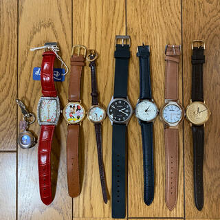 腕時計 8個  【ジャンク品】
