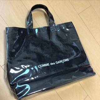 コムデギャルソン(COMME des GARCONS)のコムデギャルソン  PVC(ハンドバッグ)