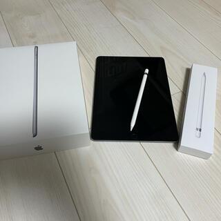 Apple - iPad 第6世代 32GB  Wi-fiモデル Pencil付き