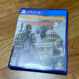PlayStation4 - PS4ソフト ディビジョン2 THE DIVISION2