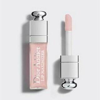 Dior - Dior ディオール リップマキシマイザー 001 ピンク ミニ 箱入り